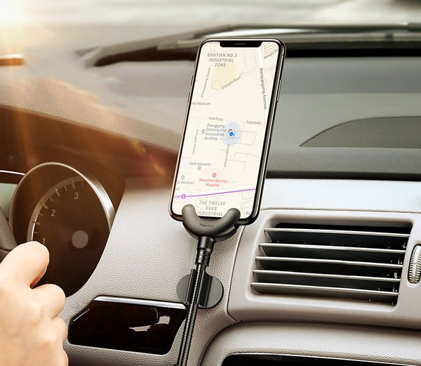 Three-in-One Charging Car Mount - Your Safety is Everything
