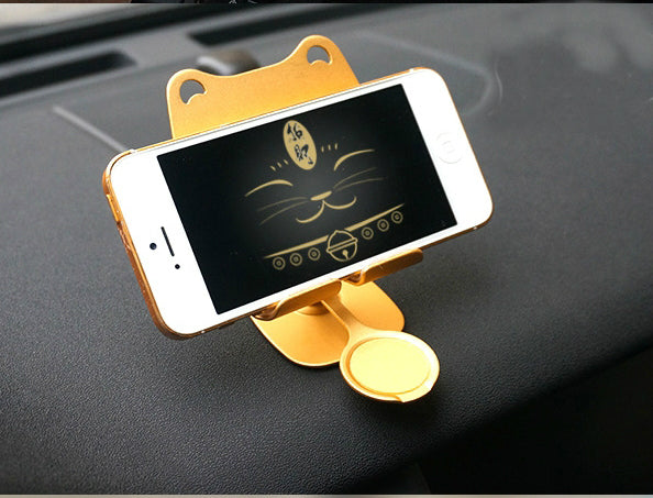 Nano Absorption Phone Mount With 3-In-1 Magnet Charging Cable & 360 Rotation