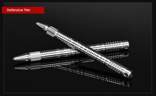 The 2nd Generation Multi-function Defensive Pen with Tungsten Steel Tip