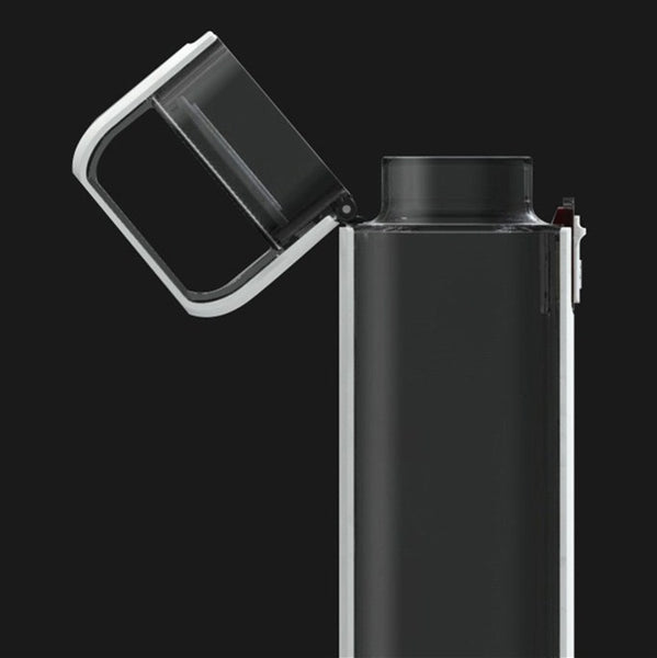 The Most Convenient One-Handed Never-Leaking Water Bottle for Everyday Use