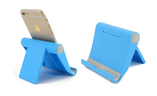 Ultimate Foldable Phone/Tablet Stand - Lay Back and Browse Whatever You Like
