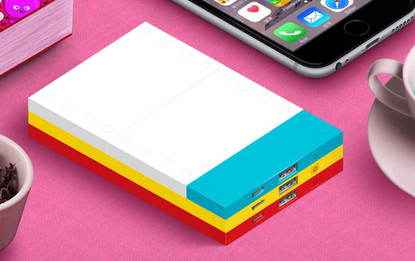 Easy Fun DIY - Design, Build & Display Your Own Power Bank
