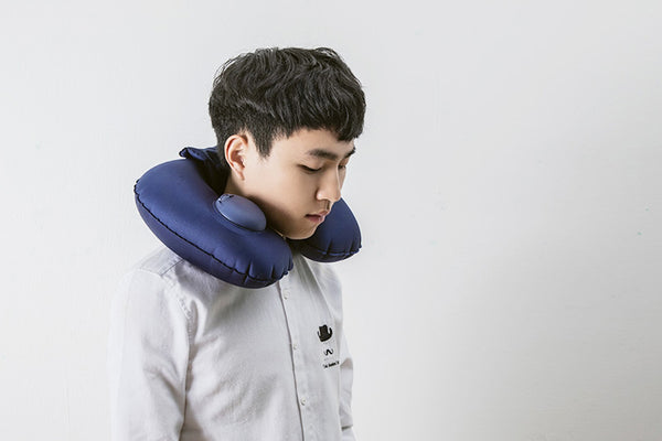 Super Portable Neck Pillow -- Relax Your Neck, Relax Your Journey