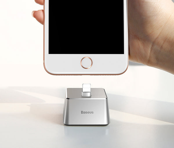 Simplest Charging Dock for Your iPhone - No More Complexity