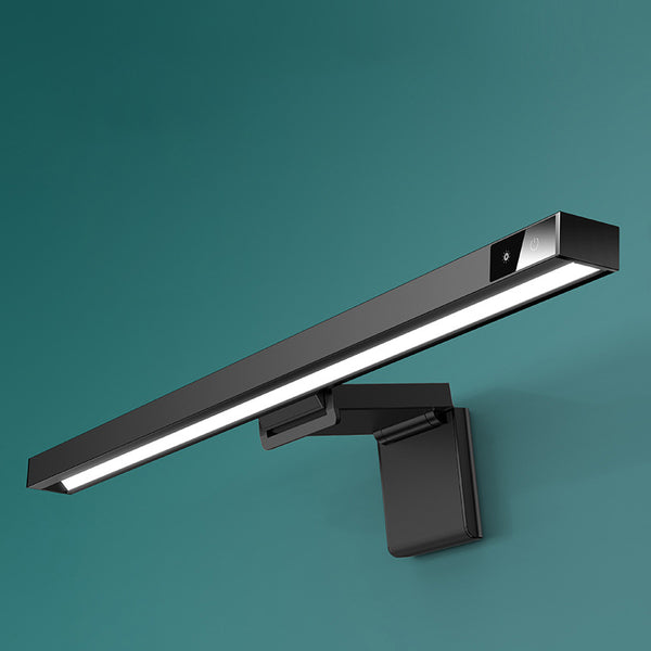 Eye-care Computer Monitor Light, with Stepless Dimming, No Glare & Adjustable Light Temperatures, for Home & Office