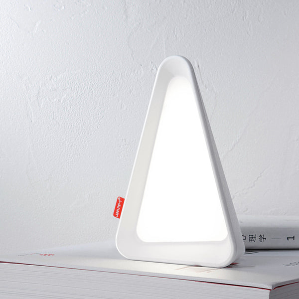 Put Your Light on in Any Way with Tiltable & Dimmable USB Rechargeable Night Lamp
