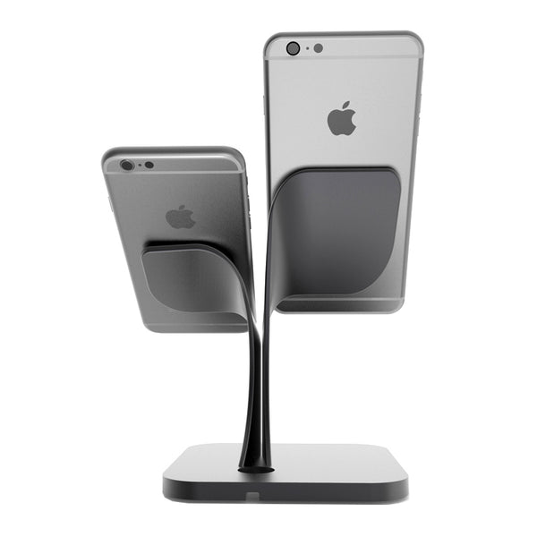 Coolest Nano-suction Stand for Phones/Tablets and Apple Watch