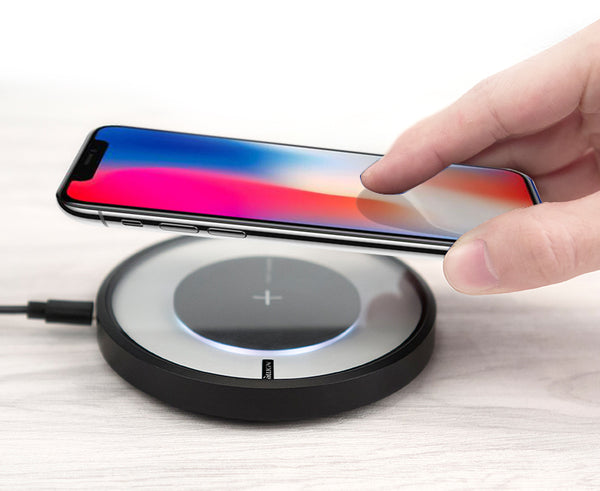 The Fastest Color-changing Wireless Charging Pad