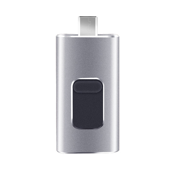 Carry, Move and Secure Files with 4-in-1 Cross-device USB OTG Flash Drive