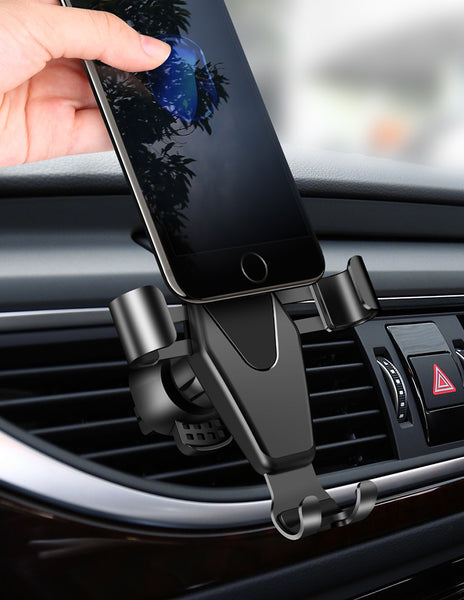 The Most Secure Way To Hold Your Phone In Car