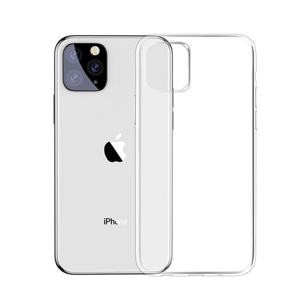 iPhone 11/ Pro/ Pro Max Clear Case, Clear, Thin, Slim, Crystal Transparent & Shockproof