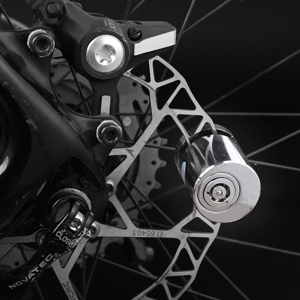Safeguard Your Two-wheeler with Mini Disc Brake Lock