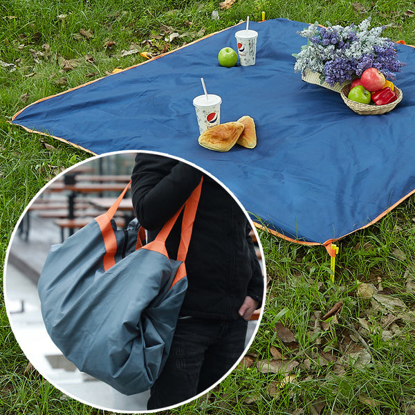 Convertible Multi-purpose Mat That Doubles as a Travel Bag