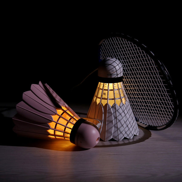 Freshen the Air and Relieve Yourself with Badminton Humidifier & Nightlight