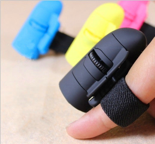 The Coolest Wireless Finger Mouse that Will Make Life Easier