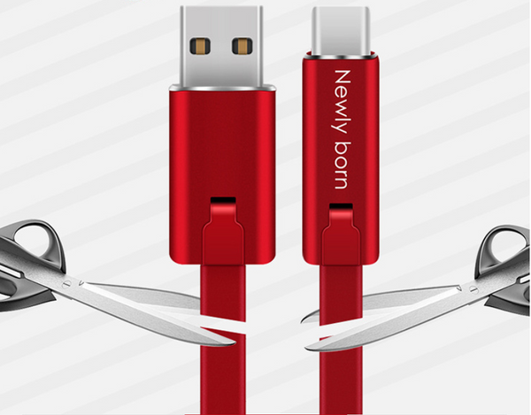 Repairable Charging Cable With Lightning, Type-C & Micro USB, Give Your Cable A Second Life