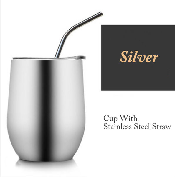 Stainless Steel Vacuum Mug (400ml) With Double Insulation Technology, Portable & Durable, For Office, Home & More