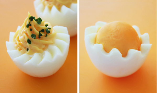 DIY Lace Egg Slicers & Molding with 2 Styles, for Kids, Party & More