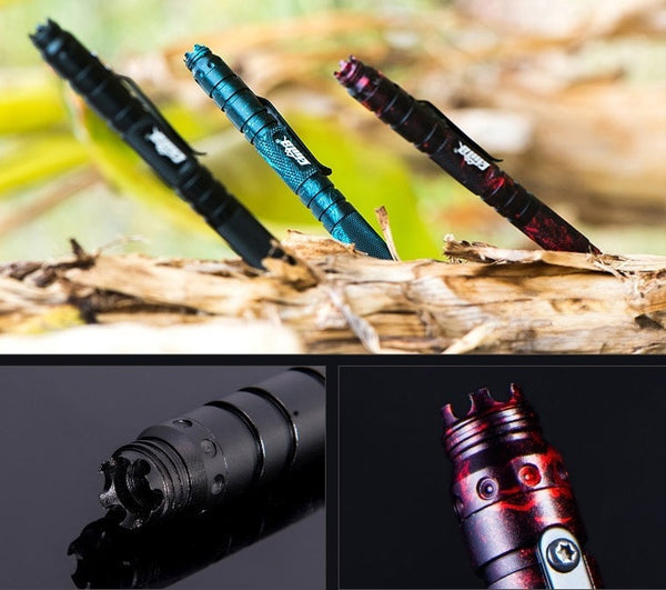 Best Aluminium Alloy Self-Defense Pen With Tungsten Steel Tip