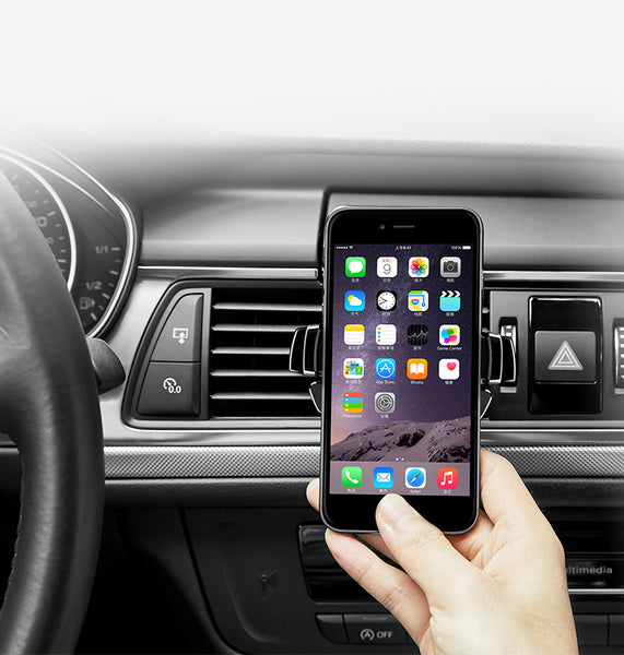 Universal 360 Degree Rotatable Phone Mount for Your Car