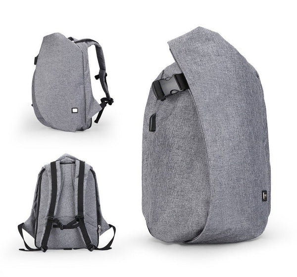 The Most Functional & Stylish Everyday Carry Backpack with USB Charging Port