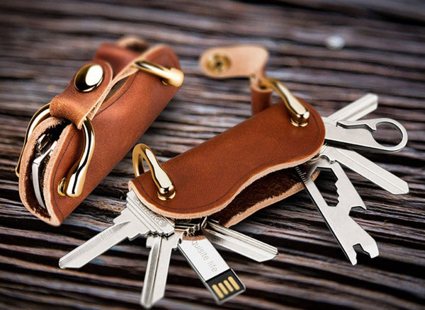 Tameness & Organization Made Clever with Multi-tool Key Organizer