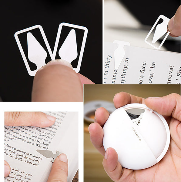 Mini Bookmark -- Mark Every Moment