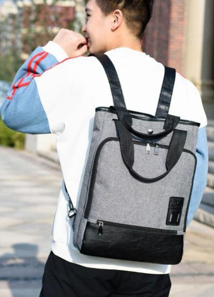 The Clever & Versatile Convertible Backpack Tote