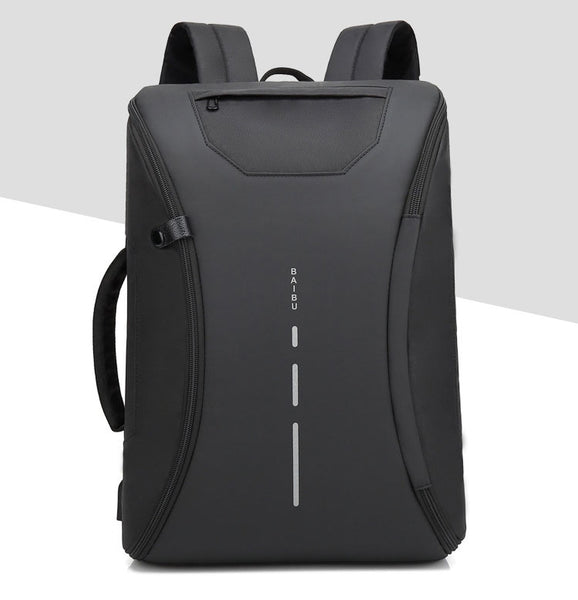 Journey to the Core - Scientifically Engineered Collapsible Backpack for Commuters & Travellers