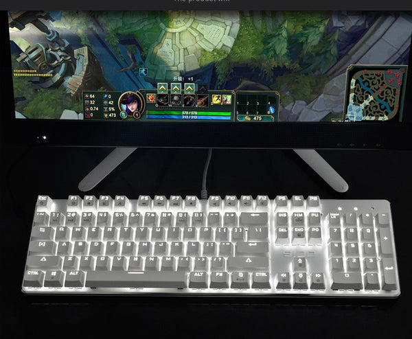 The Coolest Mechanical Keyboard with Customizable Backlit