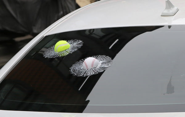 The Amazing 3D Car Window Sticker