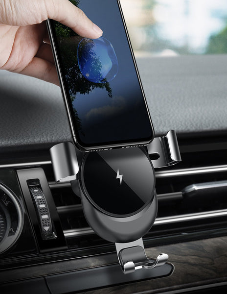 Drive Safer and Charge Faster with Wireless Charging Car Mount