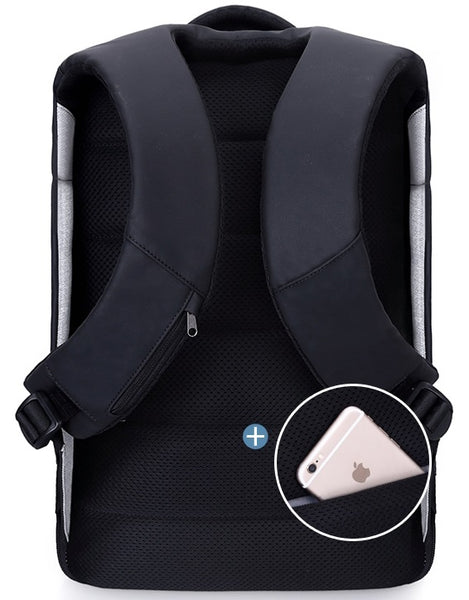 Upgraded Version The Most Functional Backpack for Commuters