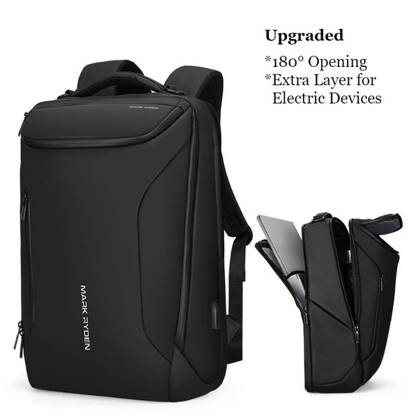 Pack All on Your Back -- Multi-function Backpack