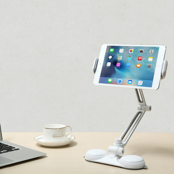 The Most Convenient Phone Stand For Your Mobile/Tablet Anywhere You Want