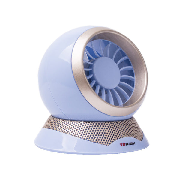 Keep Your Room Smelling Its Best with 4-in-1 Fan, Ionizer, Humidifier & Diffuser