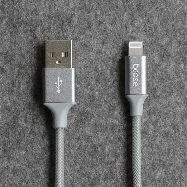 Lifelong Lightning/Type-C Cable with Cable Organizer