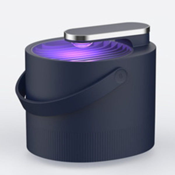 Portable Electronic Mosquito Killer, with One-touch Control, Easy-to-clean Design & Powerful Motor, for Indoor & Outdoor Use
