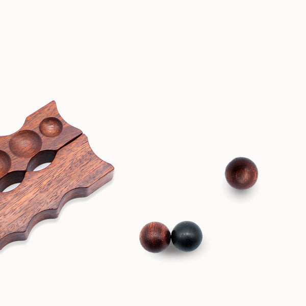 The Most Exquisite Stress-relief Magnet-wood Pod