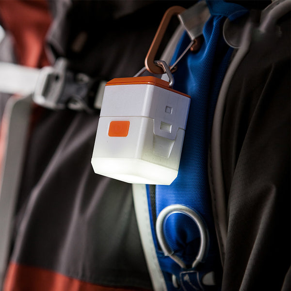 Meet Your Adventure Sidekick - Rechargeable Magnetic Pocket Lamp