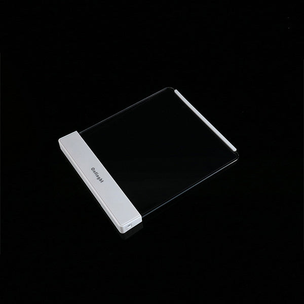 Night Vision Reading Panel: Slim Page LED Light Book Reading Lamp