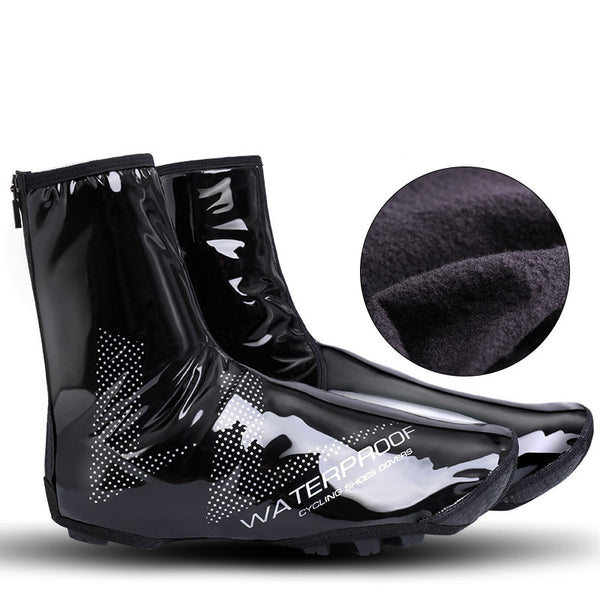 Waterproof Windproof & Rainproof Warm Shoes Cover For Riding, Outing, Adventure & More