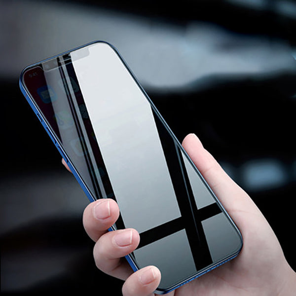 iPhone 12 Anti-Blue Light Tempered Glass Screen Protector, with Full-Screen Coverage, Anti-drop Design & Thin Edges, for iPhone 12/12Pro/12 Mini/12 Pro Max (2pcs)