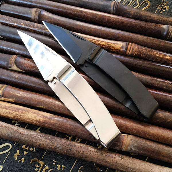 Rock Solid Money Clip Knife
