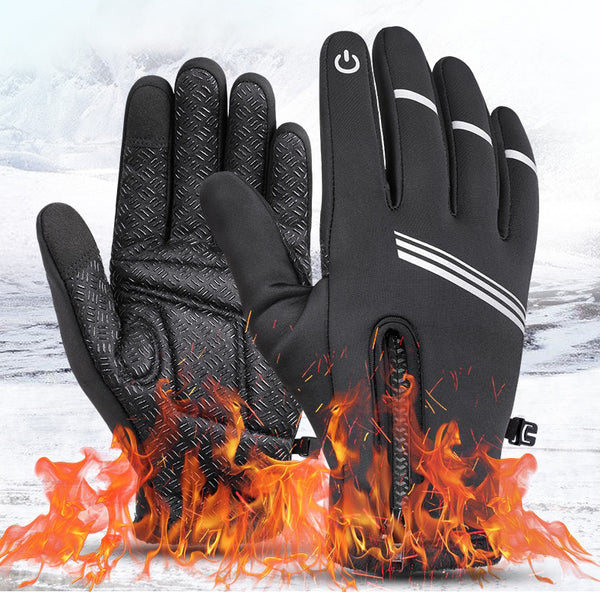 Windproof & Winter Gloves Touchscreen For Walking, Cycling, Riding, Running And Driving