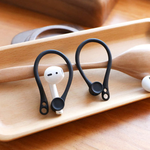 Anti-Lost AirPods Ear Hooks, with Ergonomic Design, for Apple Airpods1/2/Pro Earphones