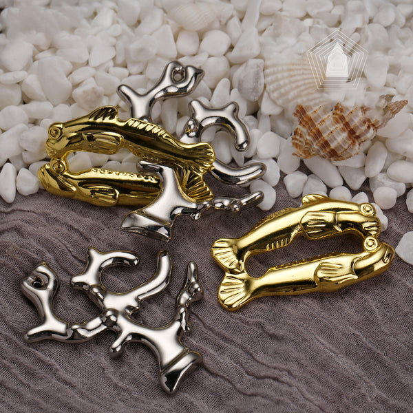 Portable Advanced Metal Puzzle, for Party Games, Family Games, Office Toys, Kids & Adults (1Pair)