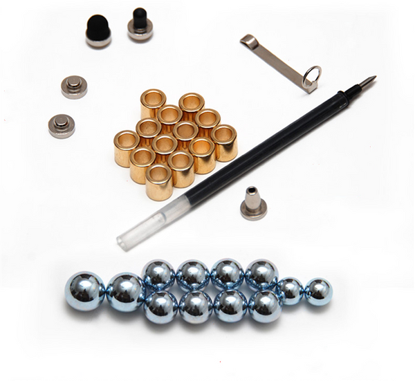 Magnetic Modular Touch Pen With 12 Steel Balls