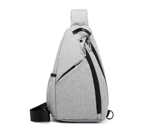 Scientifically Engineered Healthy Sling Bag Made to Make Moves