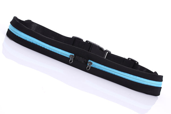Carry All Your Gear on the Run with the Slimmest Waist Belt